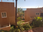 ME844, 2 bedroom apartment in Mojacar with sea views!
