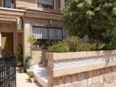 D346, 3 Bedroom 1 Bathroom terraced house in Jacarilla